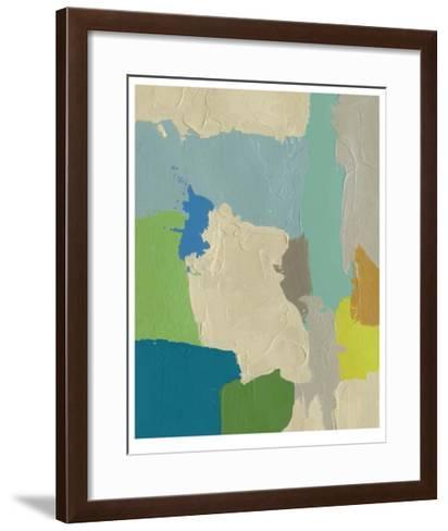 Random Logic II-Chariklia Zarris-Framed Art Print
