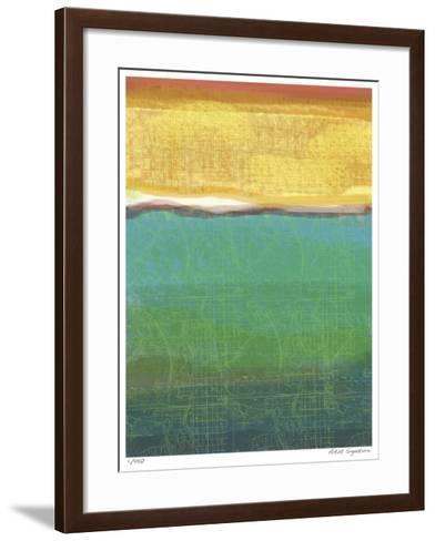 Earthly Origin I-Jan Weiss-Framed Art Print