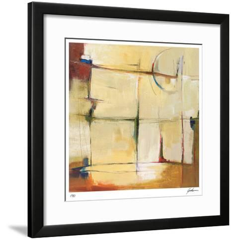 Quiet Shades V-Judeen-Framed Art Print
