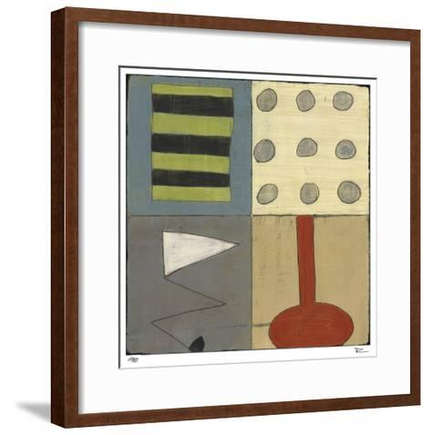 Segment 88-Michael Shemchuk-Framed Art Print
