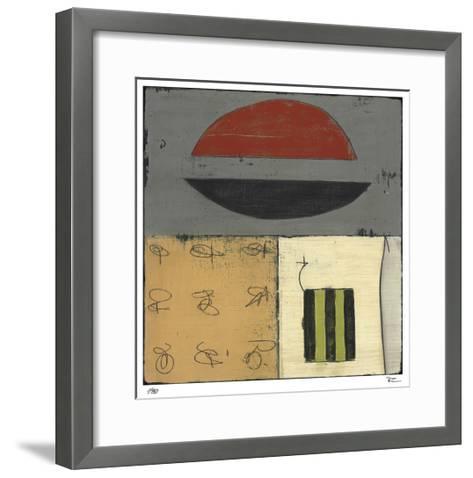 Segment 91-Michael Shemchuk-Framed Art Print