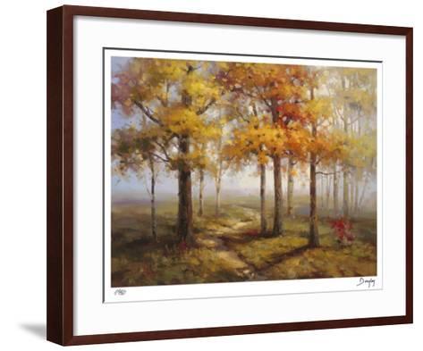 Sunlit Steps-Stephen Douglas-Framed Art Print