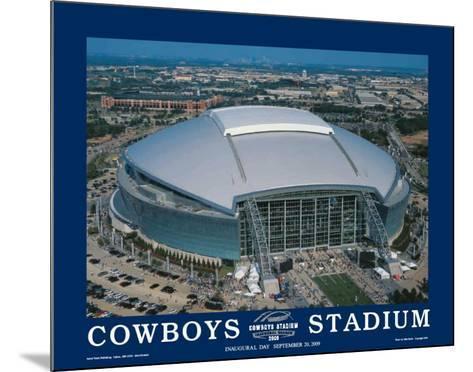 First Inaugural Game, Cowboys Stadium, Arlington, Texas, September 20,2009--Mounted Art Print