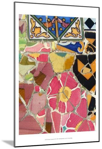 Mosaic Fragments III--Mounted Art Print