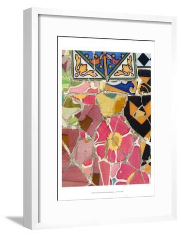 Mosaic Fragments III--Framed Art Print