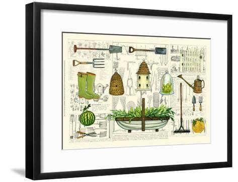 Garden Collection I-Ginny Joyner-Framed Art Print