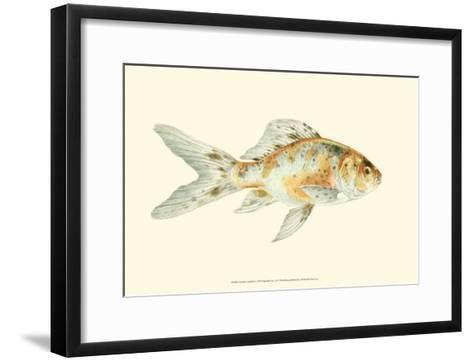 Speckled Goldfish-S^ Matsubara-Framed Art Print