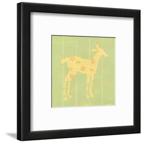 Cottage Cuties I-Erica J^ Vess-Framed Art Print
