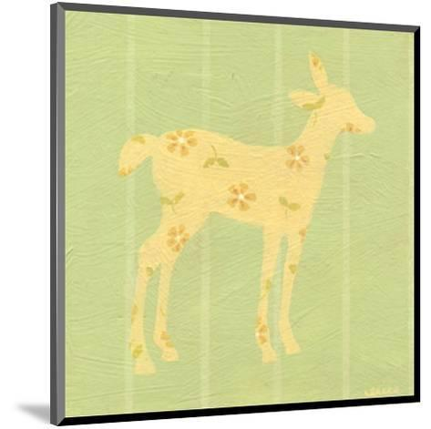 Cottage Cuties I-Erica J^ Vess-Mounted Art Print