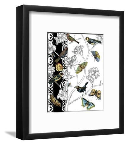 Aviary I-Chariklia Zarris-Framed Art Print