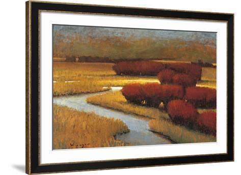 River Runs I-Seth Winegar-Framed Art Print