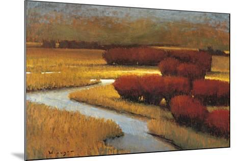 River Runs I-Seth Winegar-Mounted Art Print