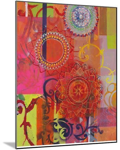 Textile Idea-Jeanne Wassenaar-Mounted Art Print