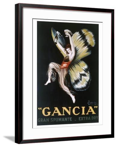 Gancia, Gran Spumenta-Leonetto Cappiello-Framed Art Print