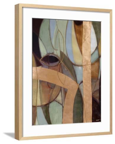 Bronzed Whimsey I--Framed Art Print