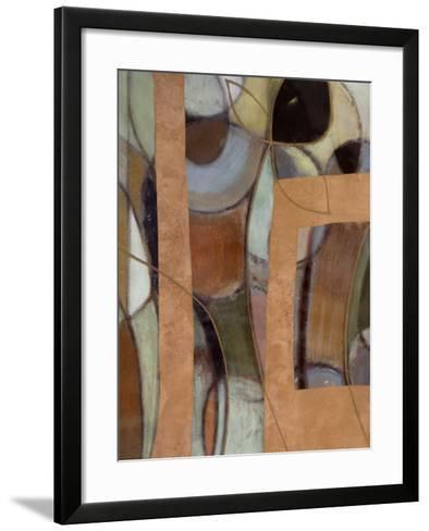 Bronzed Whimsey II--Framed Art Print