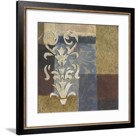 Regal Abstract I--Framed Art Print