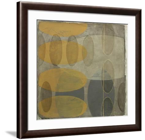 Muted Echoes I-Jennifer Goldberger-Framed Art Print