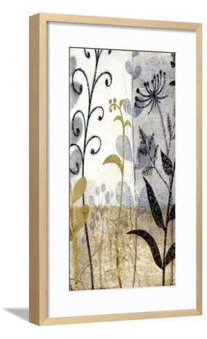 Golden Stem I--Framed Art Print