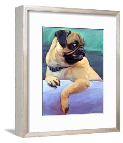 Ugly Betty-Robert Mcclintock-Framed Art Print