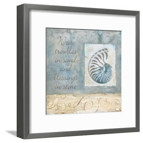 Blessings-Carol Robinson-Framed Art Print