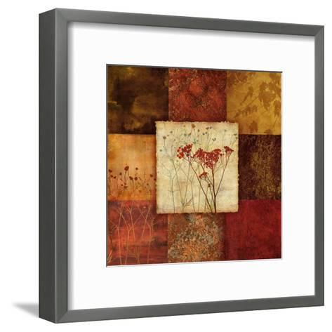 Perfect Arrangement I-Nan-Framed Art Print