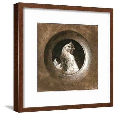La Poule-Pascal Cessou-Framed Art Print