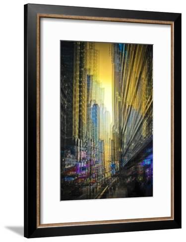 JungleCity-Jean-Fran?ois Dupuis-Framed Art Print
