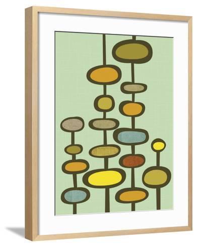 Sea Pods-Jenn Ski-Framed Art Print