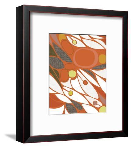 Vacuoles No. 1-Jenn Ski-Framed Art Print