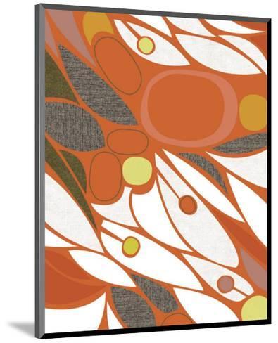 Vacuoles No. 1-Jenn Ski-Mounted Art Print