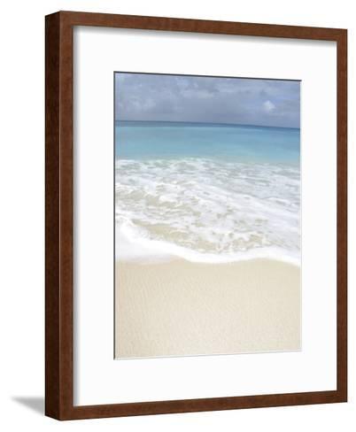Bleu, No. 1-Brian Leighton-Framed Art Print