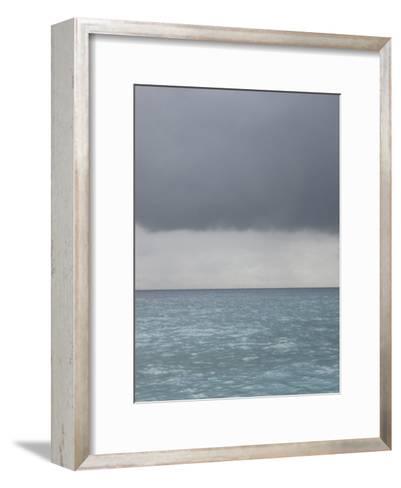 Bleu, No. 8-Brian Leighton-Framed Art Print