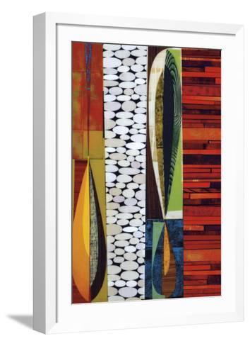 Paso-doble-Rex Ray-Framed Art Print