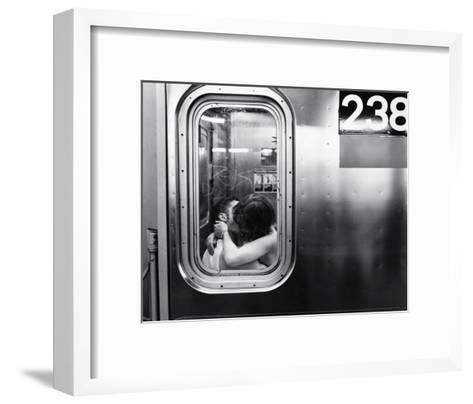Urban Romance--Framed Art Print