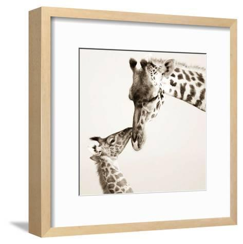 Precious Moments I-Susann & Frank Parker-Framed Art Print