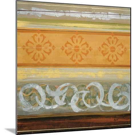 Regal Quilt I-Danielle Hafod-Mounted Art Print