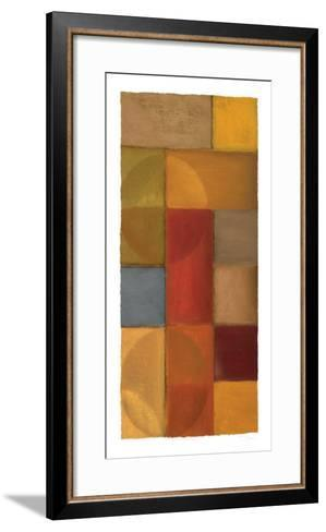Abstraction in Color II-Deac Mong-Framed Art Print