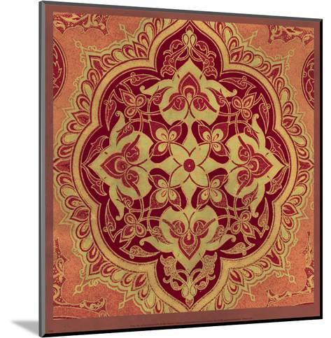 Persian Tiles I-Paula Scaletta-Mounted Art Print