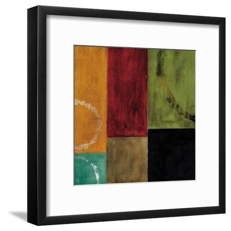 Harvest II-W^ Blake-Framed Art Print
