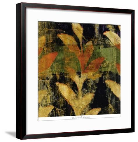 Undersea Violet II-Elizabeth Jardine-Framed Art Print