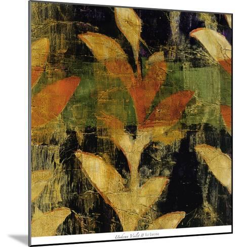 Undersea Violet II-Elizabeth Jardine-Mounted Art Print