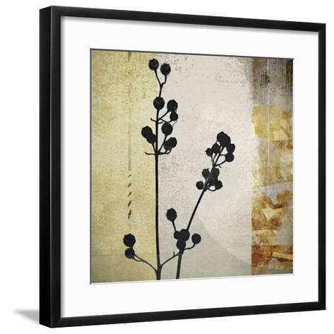 Sombras de Oro II-Noah Li-Leger-Framed Art Print