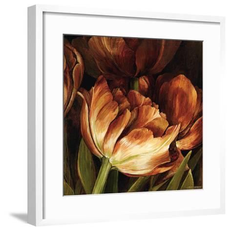 Color Harmony II-Linda Thompson-Framed Art Print