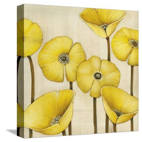Bouquet Jaune-Maja-Stretched Canvas Print