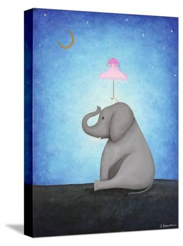 Stardust-Shari Beaubien-Stretched Canvas Print