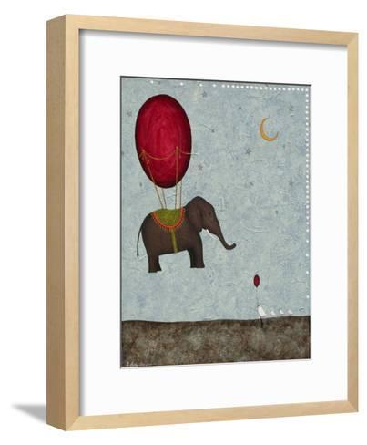 The Arrival-Shari Beaubien-Framed Art Print