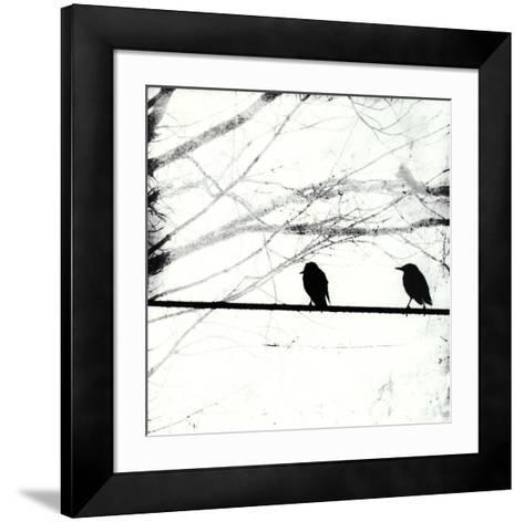 Silver Days I-Ingrid Blixt-Framed Art Print