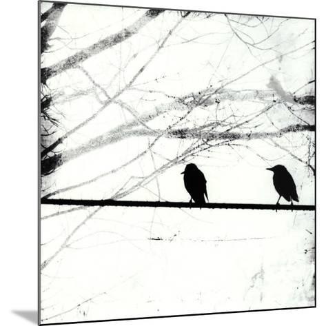 Silver Days I-Ingrid Blixt-Mounted Art Print