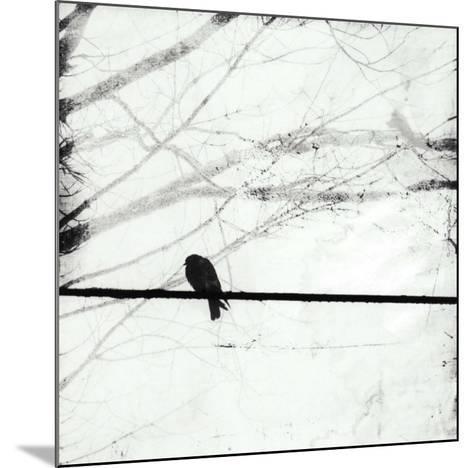 Silver Days II-Ingrid Blixt-Mounted Art Print